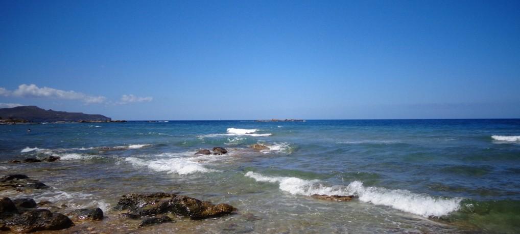 Область Ханья – ода критським пляжам