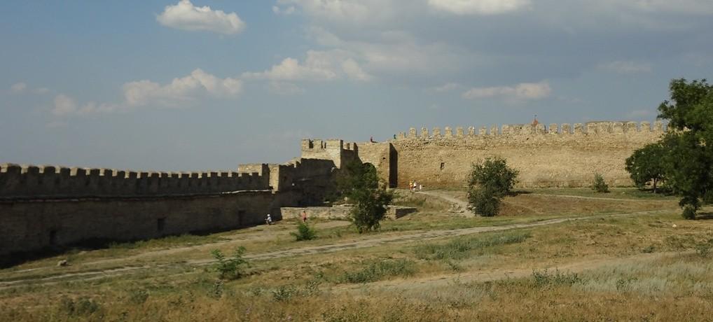 Білгород-Дністровський – фортеця над лиманом