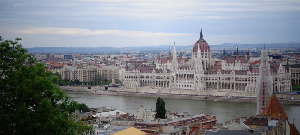 Будапешт – архітектурне асорті угорської столиці