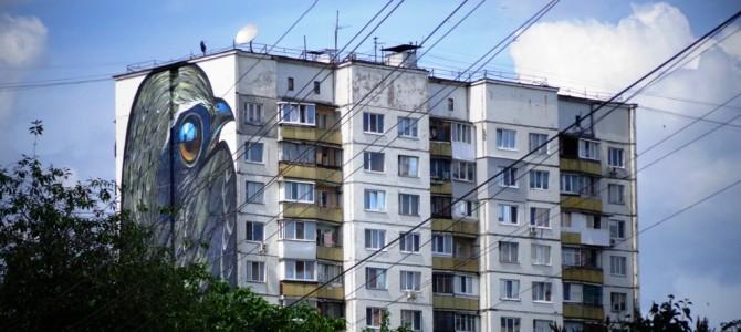 Київ – муральна прогулянка №2: Святошин